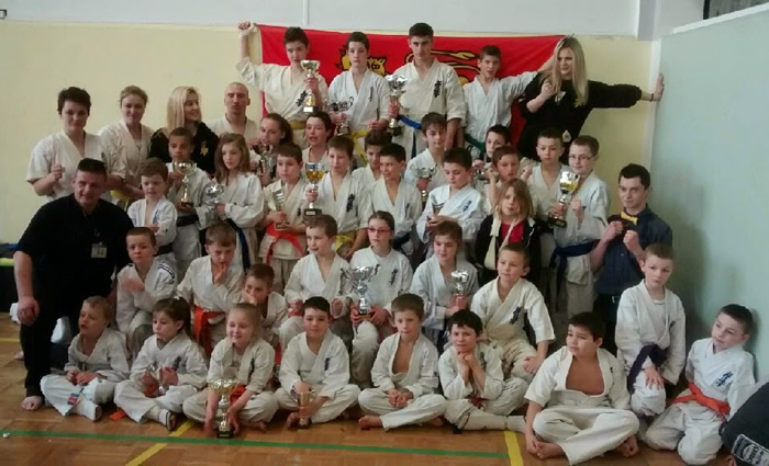 Kyokushin Kaï Kan (Bayeux) - photo du club