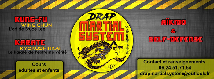 DRAP MARTIAL SYSTEM - photo du club