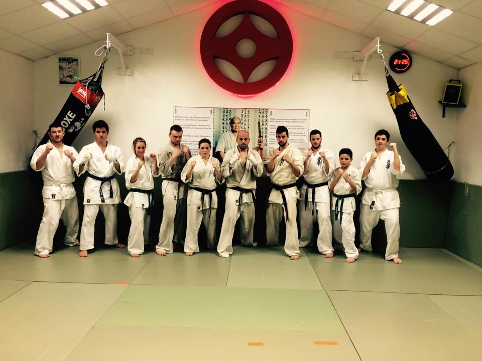 ISSA Kyokushin School - photo du club