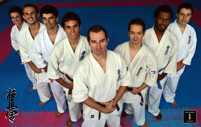 Kyokushin Nouméa - photo du club