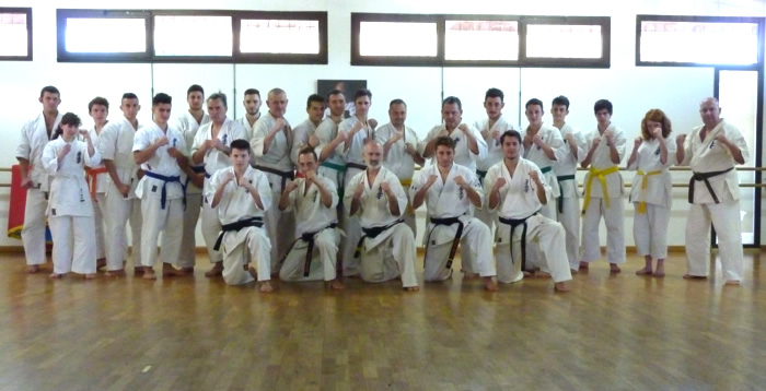 Kyokushin Dojo de Pegomas - photo du club