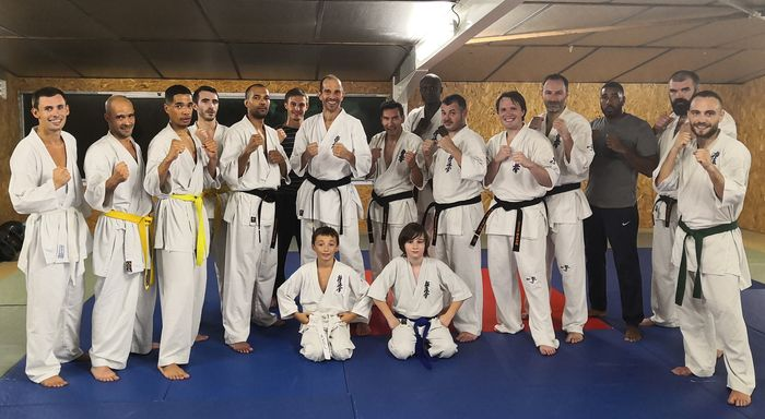 Ryuko Dojo (Saint Jean de Maruéjols) - photo du club