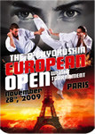 9th Kyokushin European Open Tournament