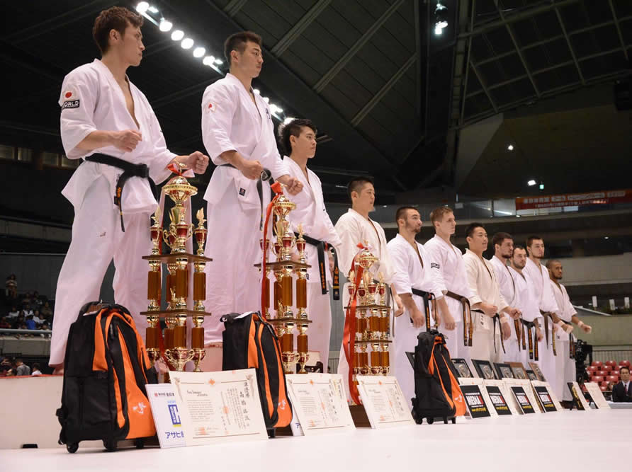 The 48th All Japan Open Karate Championships