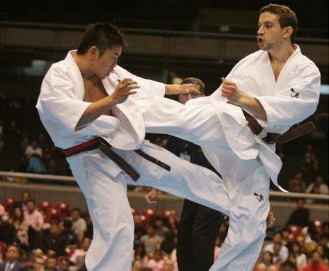 Guillaume Gründler participe au 49th All Japan Karate Championship