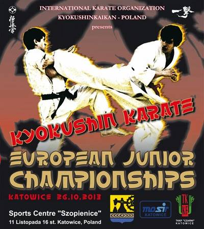 European Tournament Kyokushinkai Pologne IKO
