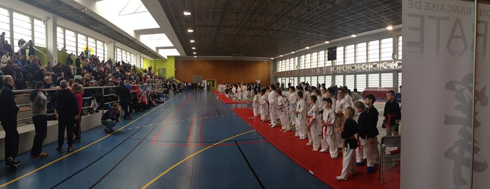 Coupe de France Kyokushin enfants 2014